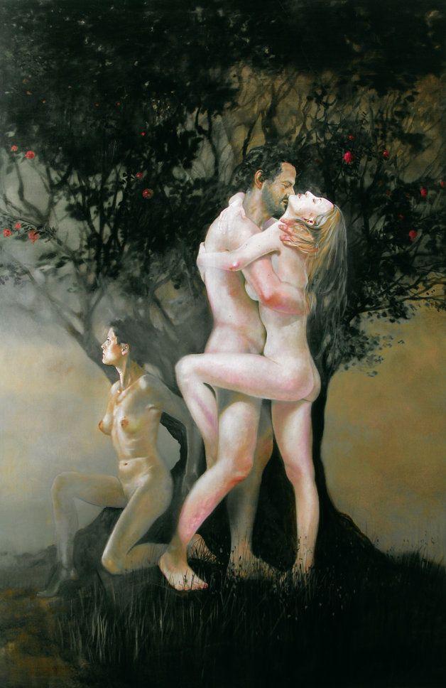 Adam eve lilith Lilith in